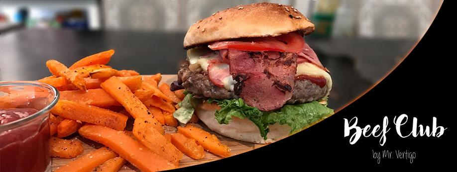 Neu: Burger